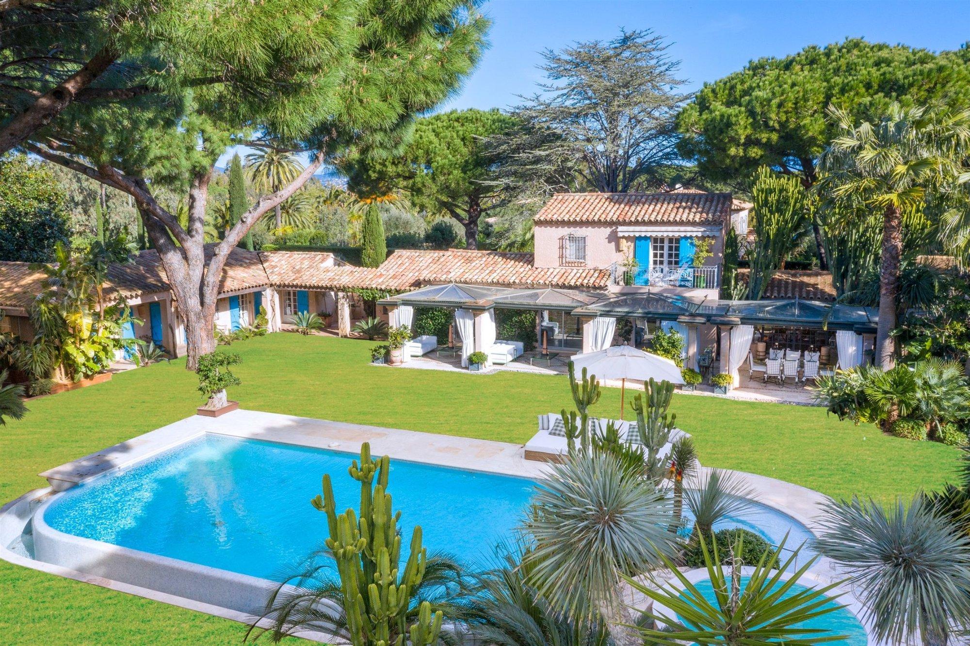House in Saint-Tropez, Provence-Alpes-Côte d'Azur, France 1