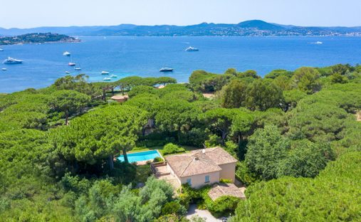 House in Saint-Tropez, Provence-Alpes-Côte d'Azur, France