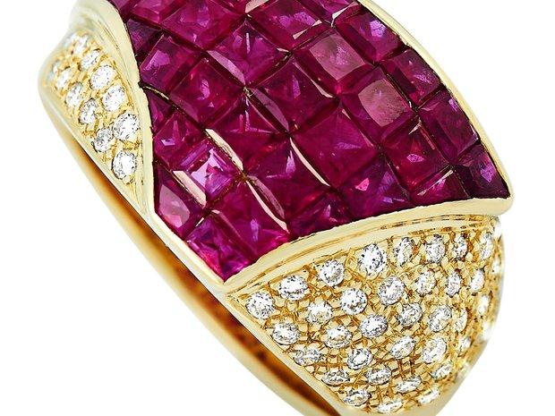 LB Exclusive LB Exclusive 18K Yellow Gold 0.39 ct Diamond... (11057283)