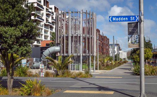 Apartment in Auckland CBD, Auckland, New Zealand