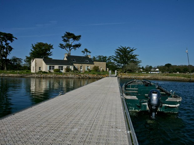 Land in Saint-Philibert, Brittany, France 1