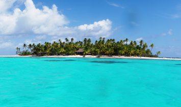 Private Island in Rangiroa, The Tuamotu and Gambier Islands, French Polynesia 1