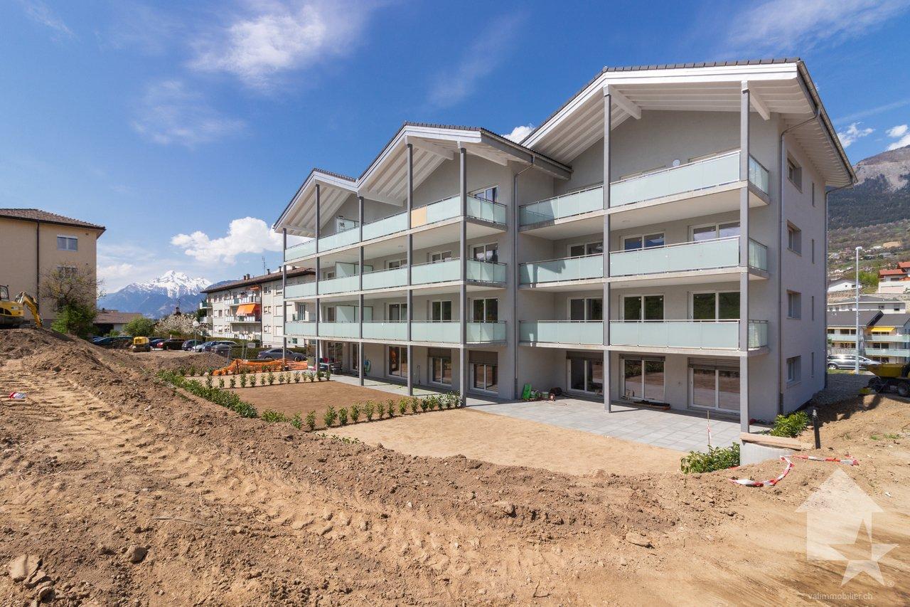 Apartment in Grimisuat, Valais, Switzerland 1