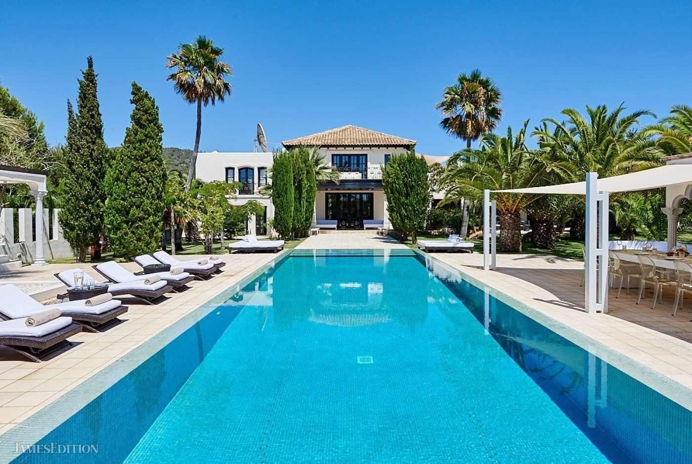 Villa in Cala Jondal, Balearic Islands, Spain 1