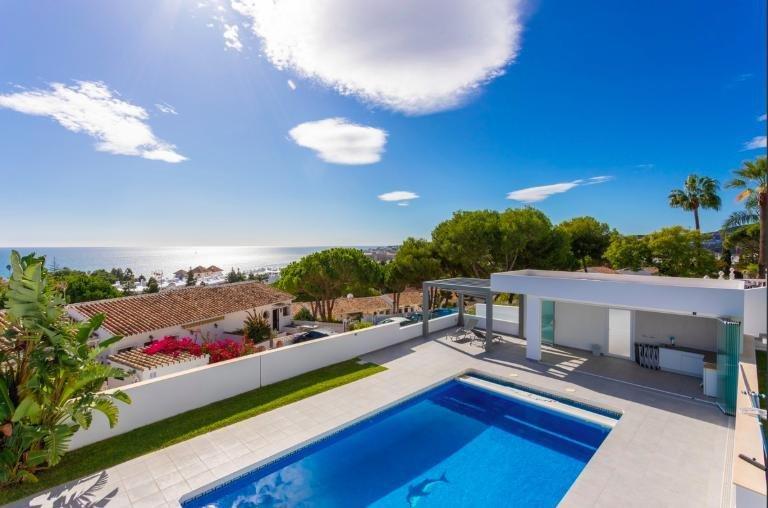Villa in Mijas, Andalusia, Spain 1 - 10855274