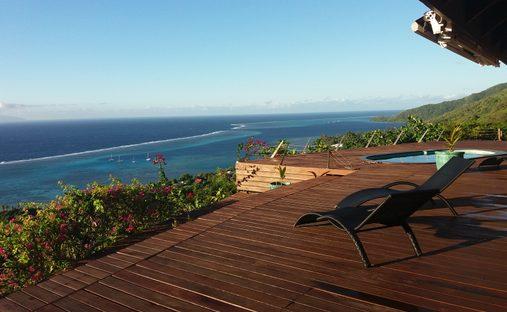 Villa in Te'avaro, Windward Islands, French Polynesia