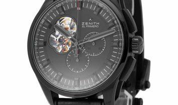 Zenith El Primero Chronomaster 96.2260.4061/21.R575, Baton, 2016, Good, Case material T