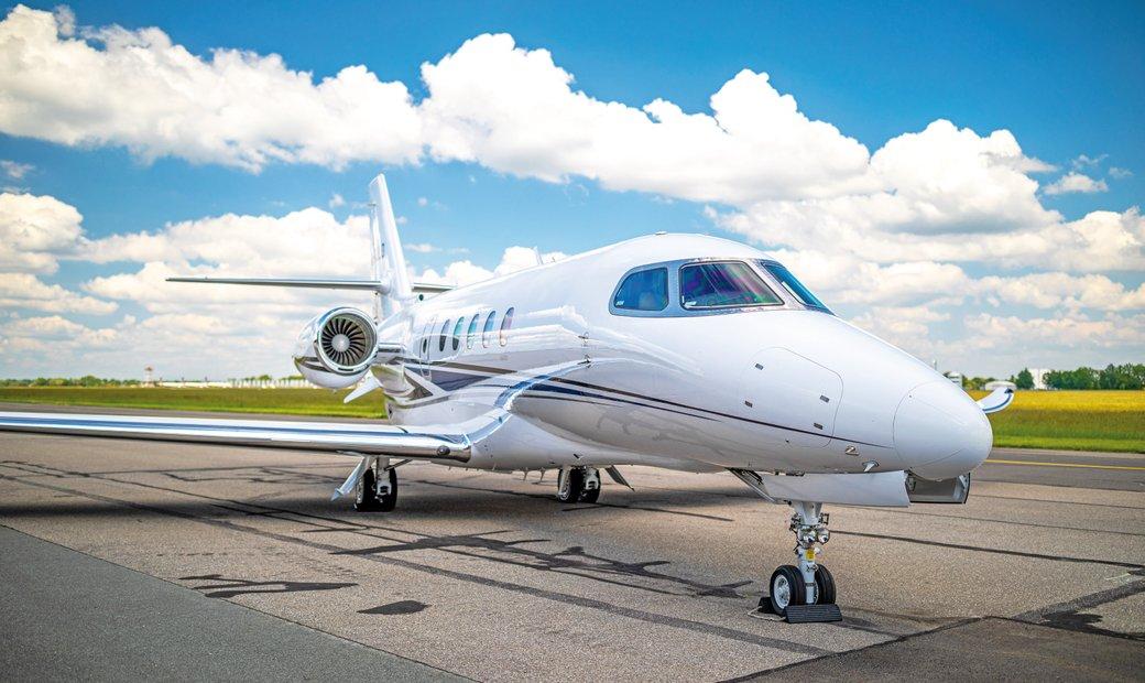 2015 Cessna Citation Latitude s/n 680A 0017 M-MJLD