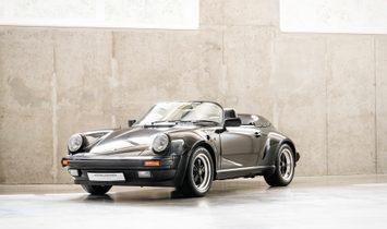 1989 Porsche 911 rwd