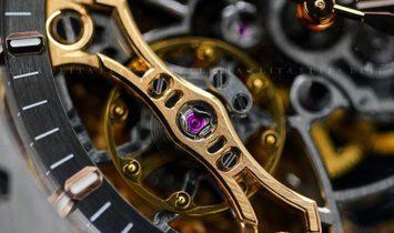 Audemars Piguet Royal Oak 15407ST.OO.1220ST.01 Double Balance Wheel Openworked