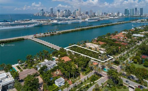 Land in Miami Beach, Florida, United States