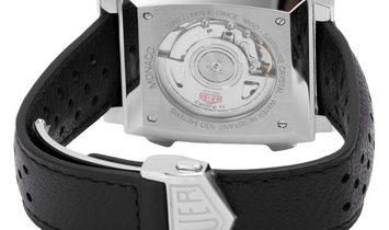 TAG Heuer Monaco CAW211P.FC6356, Baton, 2020, Unworn, Case material Steel, Bracelet mat