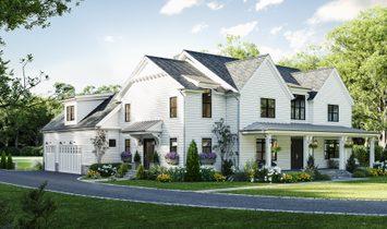 Casa a Harrison, New York, Stati Uniti 1