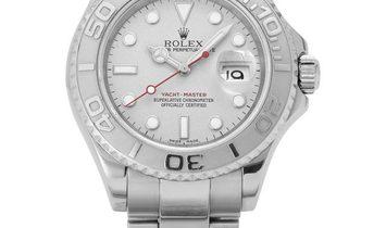Rolex Yacht-Master 16622, Baton, 2006, Good, Case material Steel, Bracelet material: St