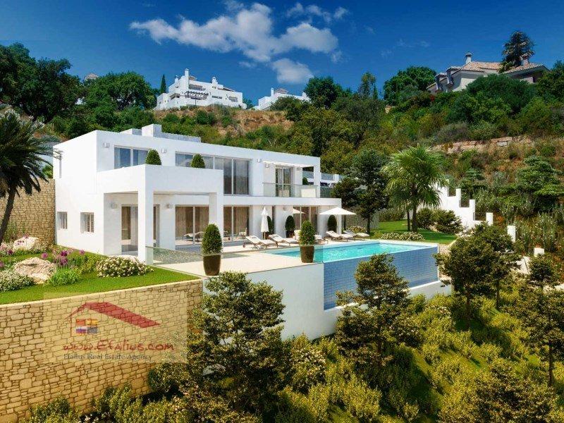 Huis in Marbella, Andalusië, Spanje 1 - 11064924