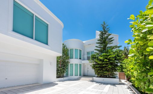 House in Miami Beach, Florida, United States
