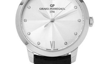 Girard Perregaux 1966 Lady 49523-11-171-CB6A, Baton, 2020, Very Good, Case material Ste