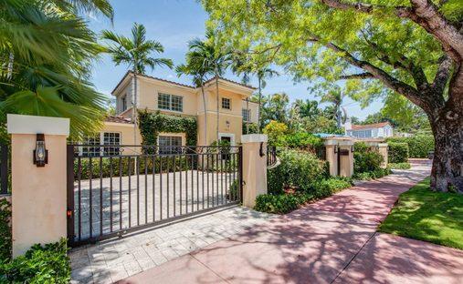 House in Miami Beach, Florida, United States
