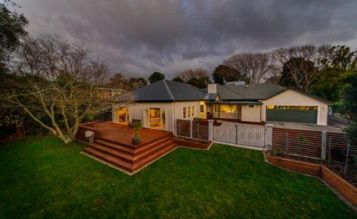 House in Hokowhitu, Manawatu-Wanganui, New Zealand