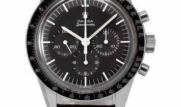 Omega Speedmaster Moonwatch CK2998, Baton, 1960, Used, Case material Steel, Bracelet ma