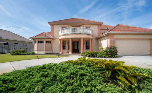 House in Indialantic, Florida, United States