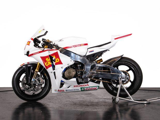 HONDA CBR 1000 RR GRESINI RACING (11066850)