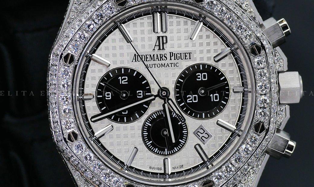 Audemars Piguet Royal Oak 26331ST.OO.1220ST.03 Bespoke Diamond Set