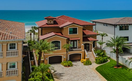 House in Redington Shores, Florida, United States