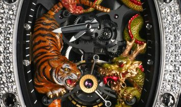 Richard Mille RM 051-01 Tiger and Dragon Michelle Yeoh