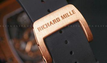 Richard Mille RM 037 Rose Gold Jasper Ladies