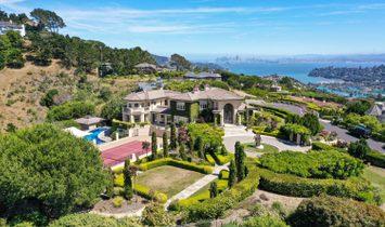 House in Tiburon, California, United States 1