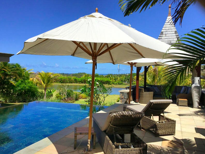 Villa in Bel Ombre, Savanne District, Mauritius 1