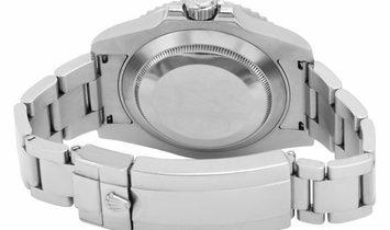 Rolex Submariner 114060, Baton, 2013, Very Good, Case material Steel, Bracelet material