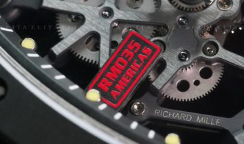 Richard Mille RM 035 Rafael Nadal  'Americas' CA-TZP