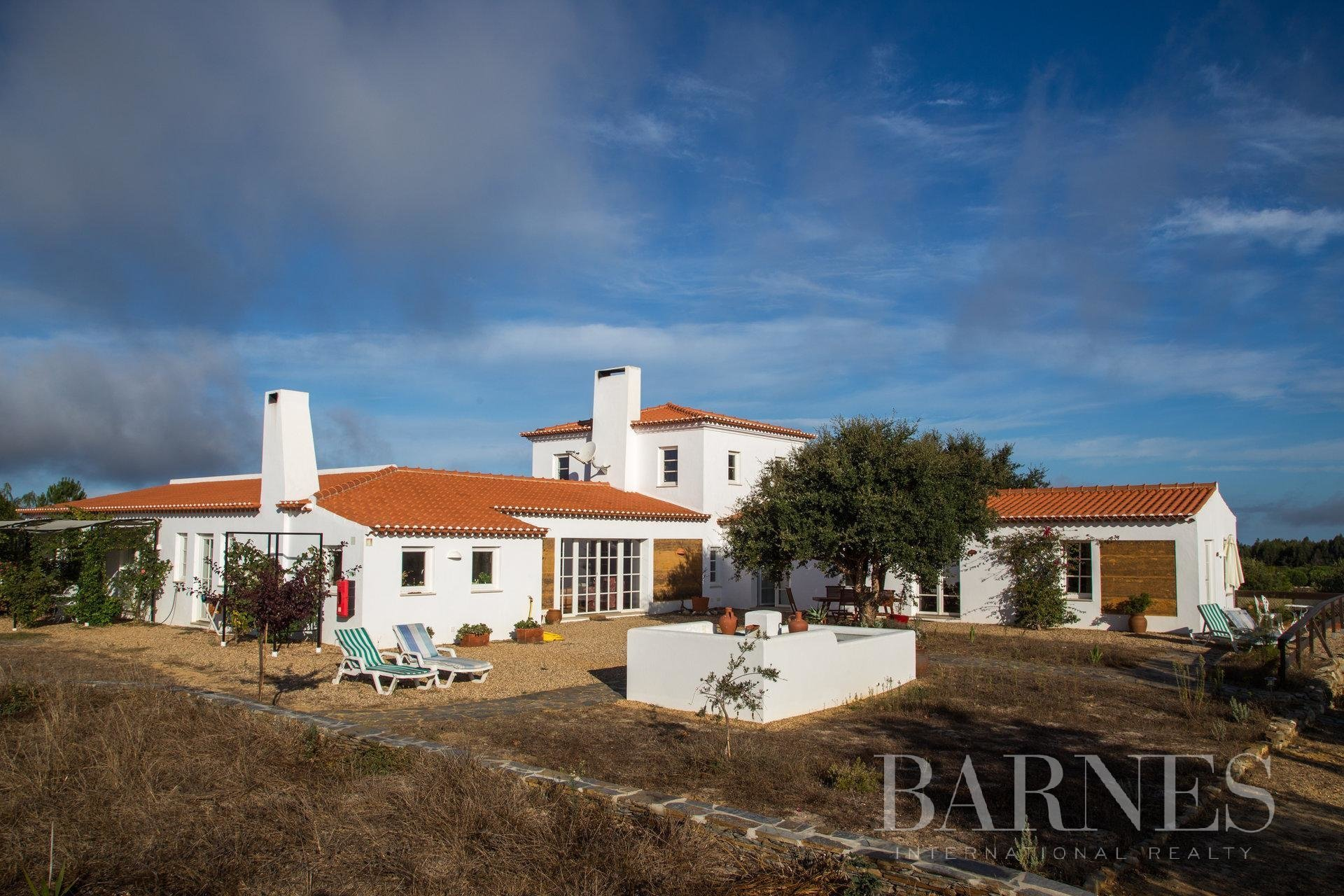 Farm Ranch in Vila Nova de Milfontes, Beja District, Portugal 1