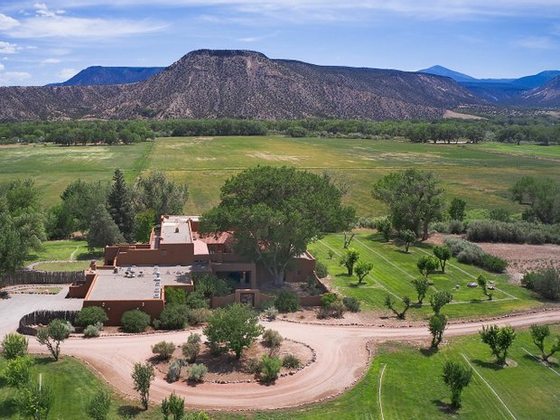 Farm Ranch in Abiquiu, New Mexico, United States 1