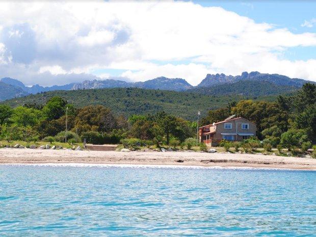 Villa in Porto-Vecchio, Corsica, France 1