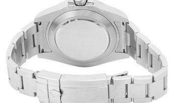 Rolex Explorer II 216570, Baton, 2018, Very Good, Case material Steel, Bracelet materia