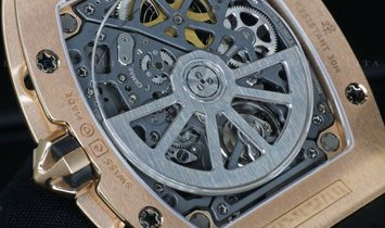 Richard Mille RM 67-01 Extra Flat Rose Gold