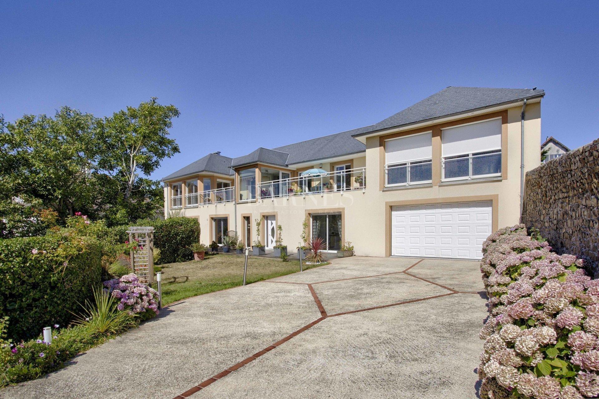 House in Saint-Pair-sur-Mer, Normandy, France 1