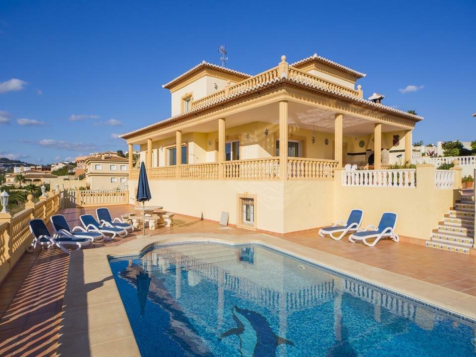 Villa in Calp, Valencian Community, Spain 1