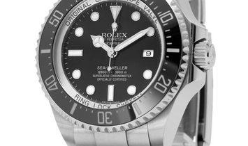 Rolex Deepsea 116660, Baton, 2012, Very Good, Case material Steel, Bracelet material: S
