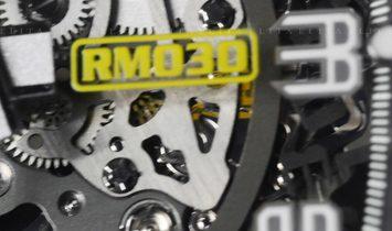 Richard Mille RM 030 RG/TI Diamonds