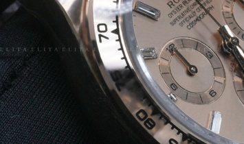 Rolex Daytona Cosmograph 116505-0012 18 Ct Everose Gold Pink Dial