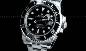 Rolex Submariner Date 126610LN-0001 Oystersteel Black Bezel and Dial