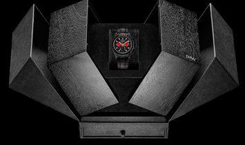 "Rolex DiW NTPT Carbon Daytona ""RAINBOW BLACK"" (Retail:US$81,000)"