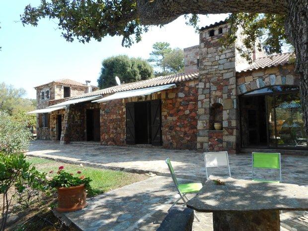 Villa in Zonza, Corsica, France 1