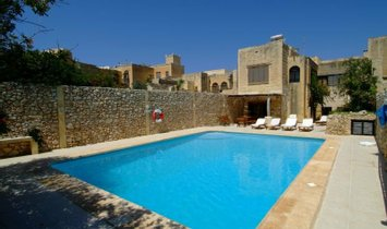 House in Gharb, Malta 1