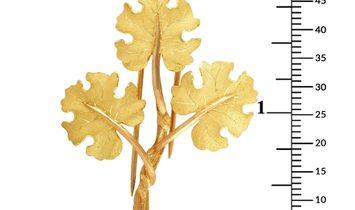 Buccellati Buccellati 18K Yellow Gold Brooch
