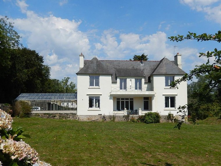 Brest Property With Tennis And Dependances A Guipavas France A Vendre 11073746